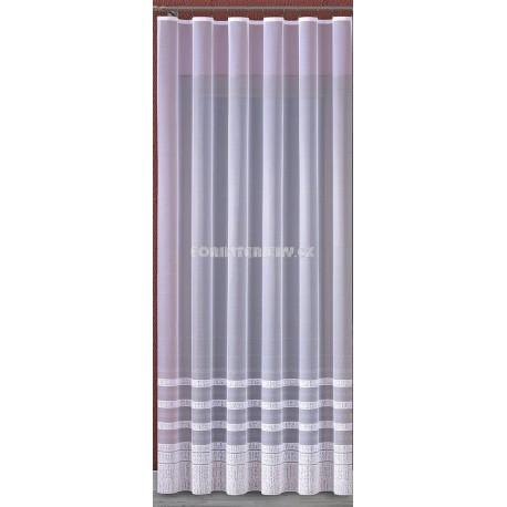 Hotová záclona Karolína 200x250cm