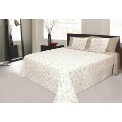 Přehoz na postel Orleans béžový