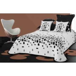 Přehoz na postel Derby černé