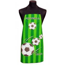 Zástěra, Fotbal zelená dvojkombinace