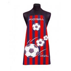 Zástěra a chňapka, Fotbal červená dvojkombinace