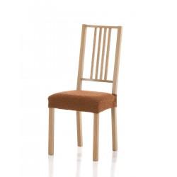 Potah Petra oranžový sedák na židli