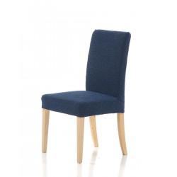 Potah Petra modrý na židli komplet