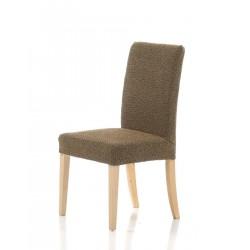 Potah Petra hnědý na židli komplet