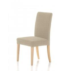 Potah Petra béžový na židli komplet