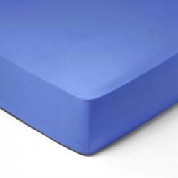 Forbyt, Prostěradlo, Jersey, světle modrá 120 x 200 cm