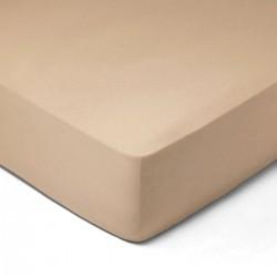 Forbyt, Prostěradlo, Jersey, capucino 150 x 200 cm