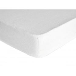 Prostěradlo, Froté Premium, bílé 60 x 120 cm