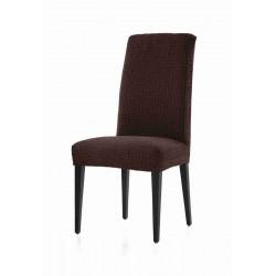 Potah na židle, Cagliari komplet 2 ks, hnědý