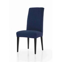 Potah na židle, Cagliari komplet 2 ks, tmavě modrý