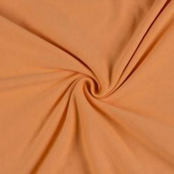 Jersey prostěradlo jednolůžko 90x200cm lososové