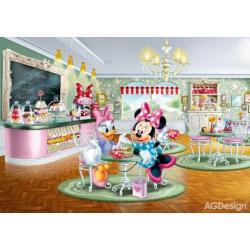 Fototapeta Disney Minnie a Daisy 255 x 180 cm AG Design FTDs 1926
