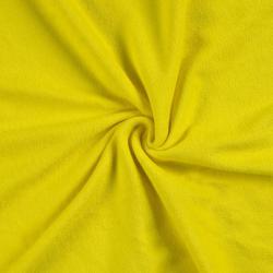 Froté prostěradlo 100x200cm citrón