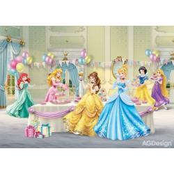 Fototapeta Disney princezny slaví 360 x 254 cm AG Design FTD 2224