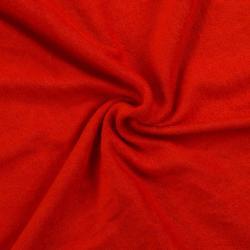 Froté prostěradlo 120x200cm červené