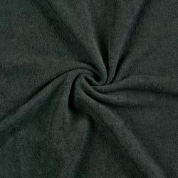 Froté prostěradlo 140x200cm černé