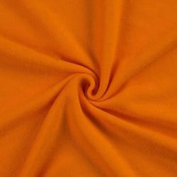 Froté prostěradlo 220x200cm oranžové