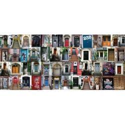 Fototapeta vliesová dveře 202 x 90 cm AG Design FTN H 2740