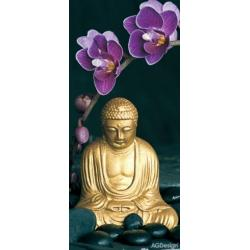 Fototapeta vliesová Buddha 90 x 202 cm AG Design FTN V 2805