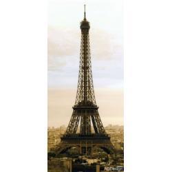 Fototapeta vliesová Paříž Eiffelova věž 90 x 202 cm AG Design FTN V 2815