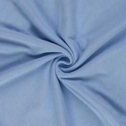Jersey prostěradlo 140x200cm světle modré