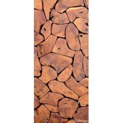 Fototapeta vliesová dřevo 90 x 202 cm AG Design FTN V 2924
