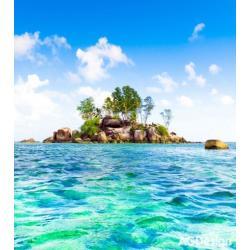 Fototapeta vliesová ostrov 180 x 202 cm AG Design FTN XL 2519