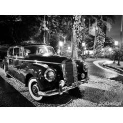 Fototapeta vliesová Mercedes 330 x 255 cm AG Design FTN XXL 0327