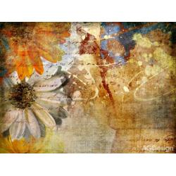 Fototapeta vliesová květiny 330 x 255 cm AG Design FTN XXL 0335