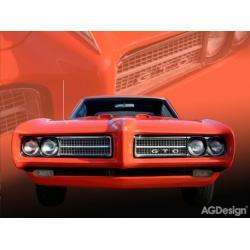 Fototapeta vliesová Pontiac 330 x 255 cm AG Design FTN XXL 0339