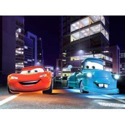 Fototapeta vliesová Disney auta a kamarádi 330 x 255 cm AG Design FTDN5001