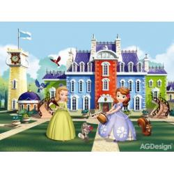 Fototapeta vliesová Disney Sofie 330 x 255 cm AG Design FTDN5038