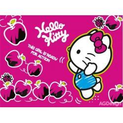Fototapeta vliesová Hello Kitty 330 x 255 cm AG Design FTN XXL 2434