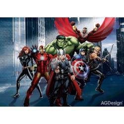 Plakát Avengers 2 160 x 115 cm  FTD M 0718