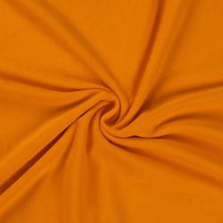 Jersey prostěradlo dvojlůžko 220x200cm oranžové