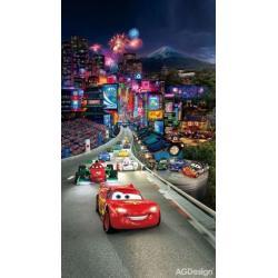 Fotozáclony Disney auta 140 x 245 cm AG Design FCS L 7100