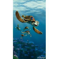 Fotozáclony Disney hledá se Nemo 140 x 245 cm AG Design FCS L 7109