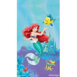 Fotozáclony Disney Ariel 140 x 245 cm AG Design FCS L 7112