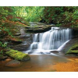 Foto závěsy vodopád 180 x 160 cm