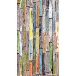 Fotozávěs Dimout dřevo 140 x 245 cm AG Design FCP L 6508