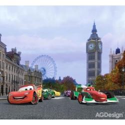 Fotozávěs Dimout Disney Auta 280 x 245 cm AG Design FCP XXL 6000