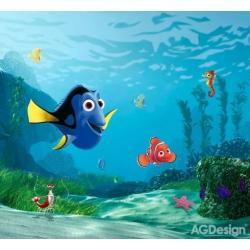 Fotozávěs Dimout Disney Nemo 280 x 245 cm AG Design FCP XXL 6011