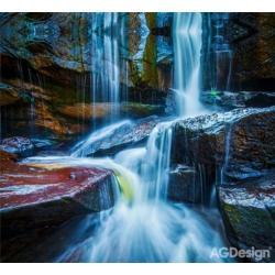 Fotozávěs Dimout vodopád 280 x 245 cm AG Design FCP XXL 6400
