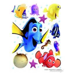 Samolepka na zeď Disney Nemo 65 x 85 cm AG Design DK 1705