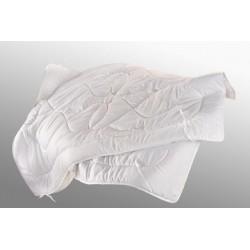 Přikrývka DUO z dutého vlákna Luxus plus 140x200cm zimní bílá