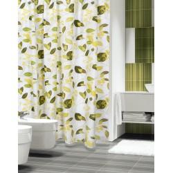 Koupelnový závěs Zelený 180 x200 cm