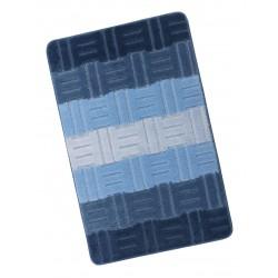 Koupelnová předložka 60x100cm Tarma modrá