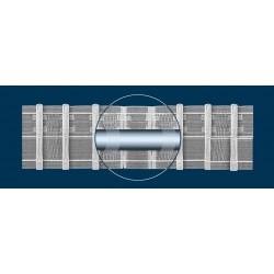 Řasící stuha na záclony TZ 22 šířka 7,5cm