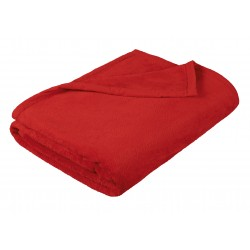 Dětská přikrývka Micro 100x150cm červená